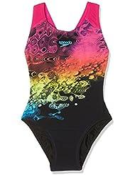 Speedo Girl's Lavagem Placement Digital Splashback Swimsuit