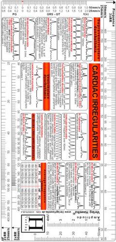 ECG Ruler Cardiac Arrhythmia