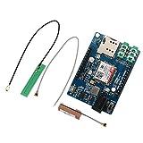 LaDicha Sim868 Gsm Gprs Gps Bluetooth 4 In 1 Modulo Con Antenna Per Arduino 51 Stm32 Supporto Vocale Breve Messaggio Tts Dtmf