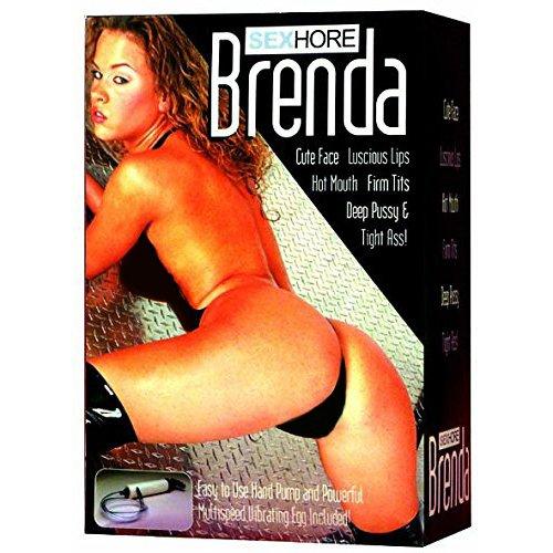 Liebespuppe Brenda mit Vibration und Pumpe