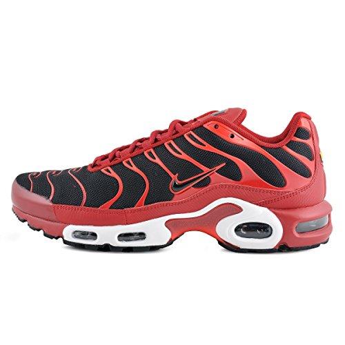 Nike Air Max Plus Tn Noir Rouge- taille 44 …