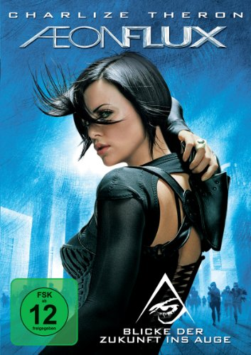 Sexy Hollywood Kostüm - Aeon Flux