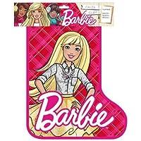 Il calzettone Glam di Barbie 2018 è un' esclusiva Mattel contiene: 1 Barbie Trendy1 abito Fashion di Barbie1 set scarpe Fashion di Barbie1 Burrocacao1 coroncina glam1 collana glam