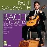 Bach, J.S.: Lute Music (Arr. For Guitar) (Galbraith)