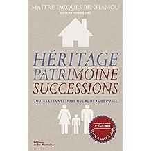 Héritage, patrimoine, successions (NON FICTION)