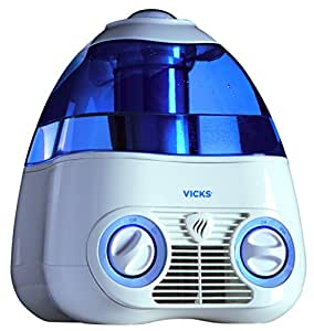vicks starry night humidifier instructions