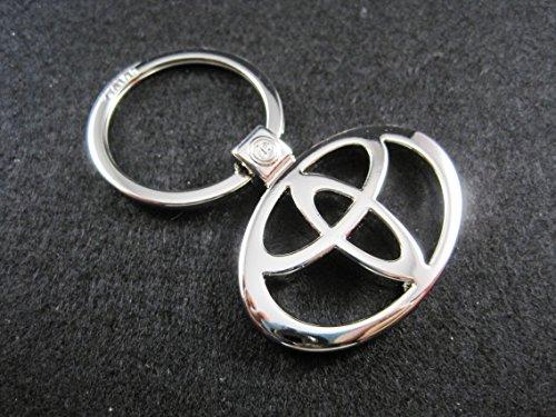 Llavero de metal Toyota