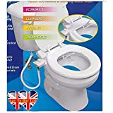 Toilet Bidet,Cold Water Bidet,High Quality Bidets Self Cleaning Nozzle by Luv To Buy Bidet