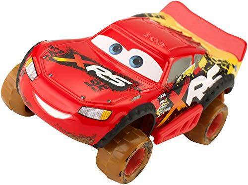 Mattel GBJ36 - Disney Cars Xtreme Racing Serie Schlammrennen Die-Cast Auto Fahrzeug Lighning McQueen, Spielzeug ab 3 Jahren