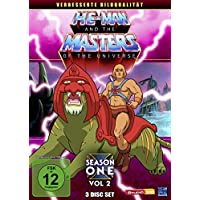 He-Man and the Masters of the Universe - Season 1, Volume 2: Folge 34-65
