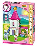 ANDRONI Unico Plus Hello Kitty Princess Castello piccolo 80pz 8677
