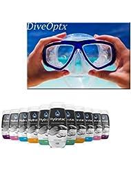 Scubapro OPTX 20/20 - Optische Linsen zum Einkleben