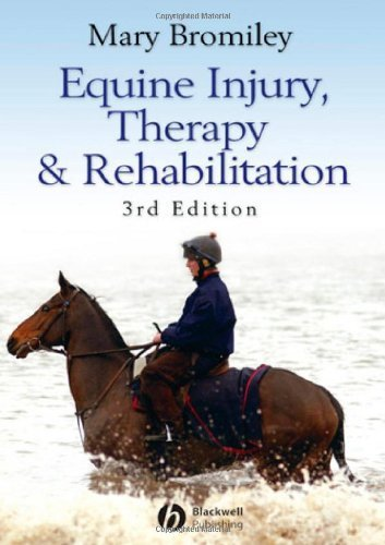 Equine Injury, Therapy and Rehabilitation, Third Edition 3rd Edition by Bromiley, Mary (2007) Paperback