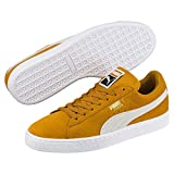 Puma Suede Classic Buckthorn Brown-Wht- Wht 3