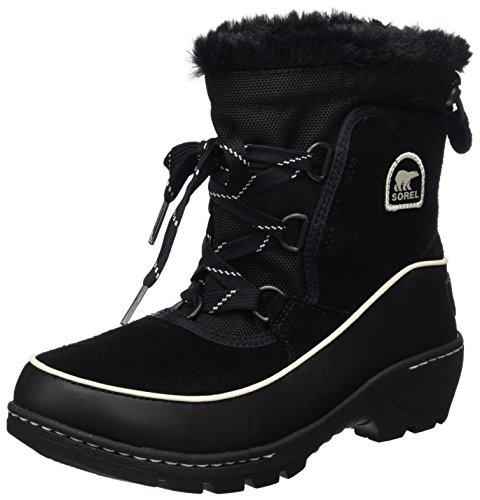 Sorel Kinder Youth Torino III Stiefel, schwarz/weiß (light bisque), Größe: 35 - Sorel Kids Yoot Pac Boot
