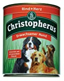 Allco | Christopherus Erwachsener Hund Rind + Herz | 6 x 800 g