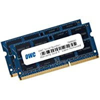 OWC OWC1600DDR3S16P 16 GB (8 GB x 2) 12800 Ddr3 Hard Drive