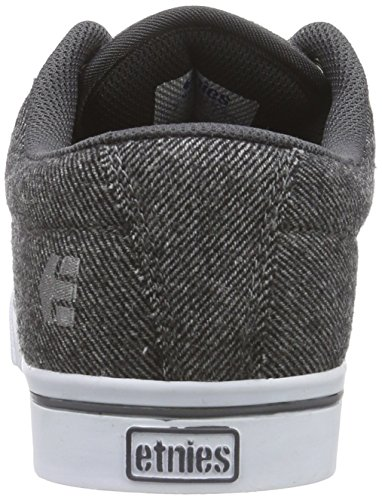 Etnies Jameson 2 Eco, Herren Skateboardschuhe Grau (Dark Grey/Grey)