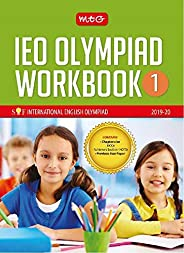International English Olympiad Workbook -Class 1 (2019-20) (Old Edition)