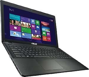 Asus F552EP-SX018D 39,6 cm (15,6 Zoll) Notebook (HD-Display, AMD A4-5000, 1,5GHz, 4GB RAM, 500GB HDD, Radeon HD 8670M, DVD, DOS) schwarz