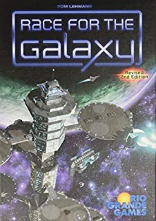 Race For The Galaxy Card Game - Englische Version (B000YLAOEW) | Amazon price tracker / tracking, Amazon price history charts, Amazon price watches, Amazon price drop alerts