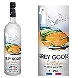 Vodka - Grey Goose Le Melon- Vodka Arômatisée - 1L - 40°