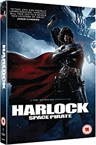 Harlock Space Pirate [DVD]