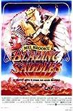 Blazing Saddles (1974) - 11 x 17 - Style...