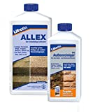 Lithofin ALLEX 1 l + 500 ml Lithofin MN Außenreiniger - Gratis - Sonderaktion Zum Reinigen von Natursteinen