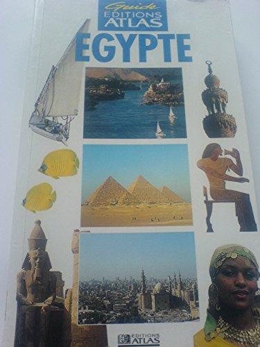 Les guides de voyage : l'Egypte