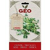 Geo ZTR0103 Trifoglio Semi da Germoglio, Marrone