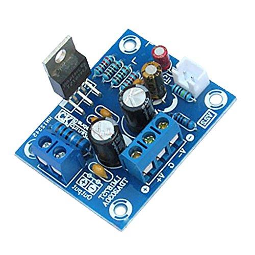 MagiDeal Lm1875t Mono Canal de Audio Estéreo de Alta Fidelidad Módulo Placa Amplificador DIY Kit