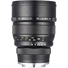 Mitakon Speedmaster 85mm f/1.2 manual control lens for Sony E mount camera Full Frame