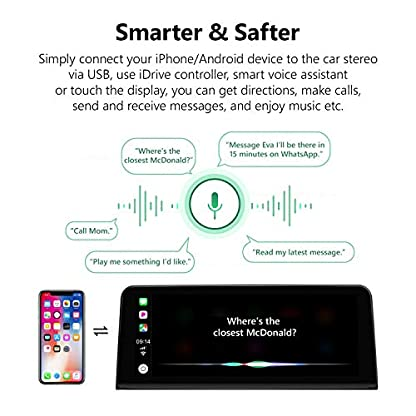 eonon-GA9206NB-Android-81-fit-BMW-X5-F15-2014-2017-NBT-Audio-Stereo-Untersttzung-Apple-Android-Auto-Play-Retain-iDrive-DVD-Bluetooth-SWC-Backup-Cam-1025-Blendschutz-HD-Touchscreen-GPS