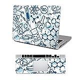 "Electronics & Photo : UmerBee® Chemistry Formula Protective Laptop Stickers Notebook Decals Macbook Vinyl Decal Sticker Skin Art Perfect For Apple Macbook (MacBook Pro Retina 13.3"" inch)"