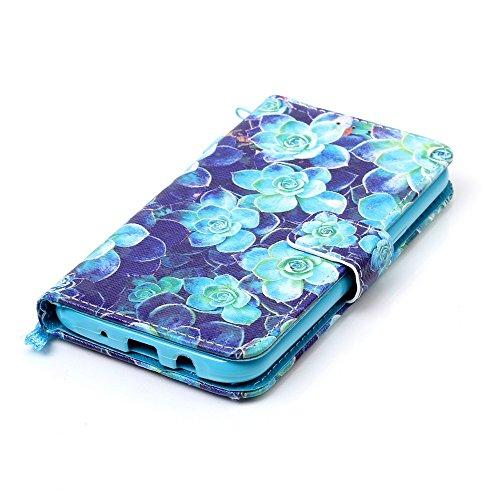 Samsung Galaxy J3 2015 Hülle,Sunroyal PU Leder Brieftasche Schutzhülle Tasche Handyhülle Schutz Hüllen im Bookstyle Ledertasche mit Stand Funktion Kartenfächer Magnetverschluss Magnet Etui Schale Schu Pattern 9