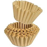 BEEM 300 Universal Papier Korbfiltertüten 200/80 Papier-Korb-filtertüten für Fresh-Aroma-Perfect Deluxe und Freh-Aroma-Perfect DUO Kaffeemaschine mit Mahlwerk