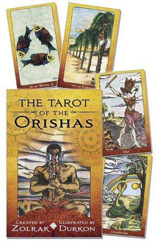 The Tarot of the Orishas por Zolrak