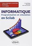 Informatique : Programmation et simulation en Scilab