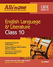 CBSE All In One English Language & Literature Class 10 for 2021