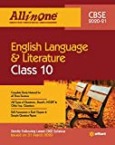 CBSE All In One English Language & Literature Class 10 for 2021 Exam