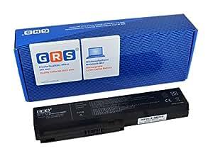 GRS Batterie d'Ordinateur Portable pour LG R510, R560, R410, R490, R570, Fujitsu SW8, DW8, DW8-M, E310S, HP 430, 650, remplace 89, TW8, E310: Squ-807, 3UR18650–2-T0188805, SQU-809-F01, SW8–3S4400-B1B1Batterie d'Ordinateur, SQU-809-F01804, 916C7830F, 4400mAh, 11,1V