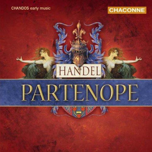 Preisvergleich Produktbild Händel: Partenope HWV 27 (1730)