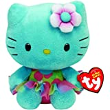 TY Hello Kitty Turquois Shimmer