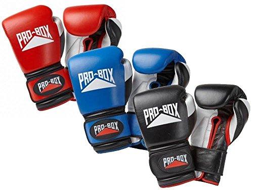 Caja Pro guantes boxeo 10oz 12oz 14oz 16oz Martillo