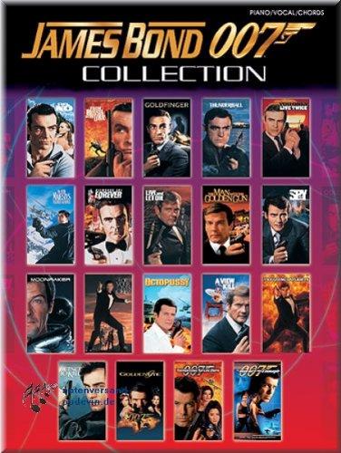 James Bond 007 Collection - Noten Songbook [Musiknoten]