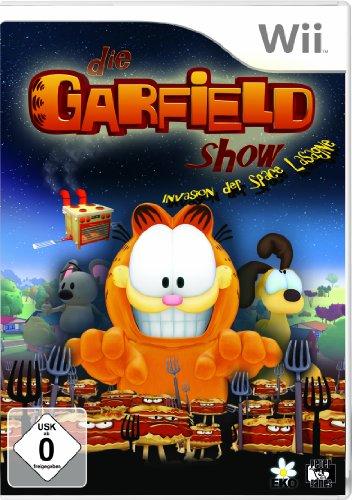 Die Garfield Show - Die Invasion der Space Lasagne