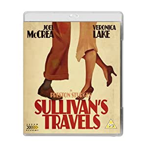 Sullivan's Travels [Blu-ray] [1941]