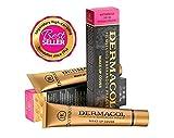 Dermacol Make-up Cover (Grundierung Deckt Tätowierung und Narben) (215)