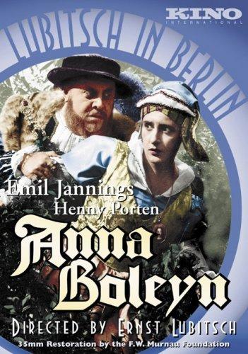 Anna Boleyn by Henny Porten